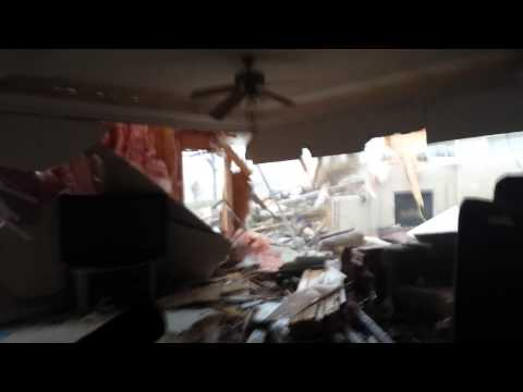 Guy and daughter hit HIT by 11-17-2013 Tornado...