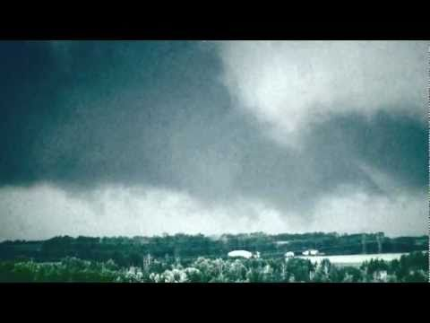 July 7th, 2011 Tornadoes near Sundre & Olds,...